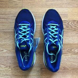 ASICS Gel Exalt - New- Ladies Size 11 - Blue